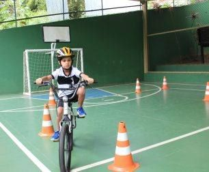 Children have fun with Sports Day activities