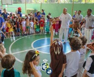 Students celebrate Folklore Day