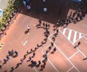 Gurilândia conducts School Security training