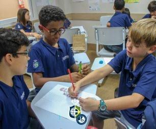 Students create an ecosystem preservation campaign