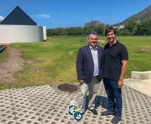 Gurilândia visits South Africa's first school to implement PYP